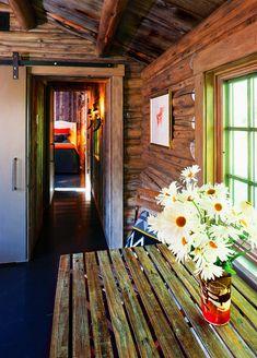 An 80-Year-Old Cabin Transformed