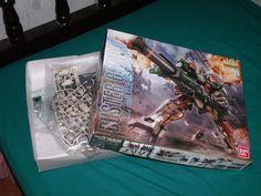 MG 1/100 Buster Gundam WIP