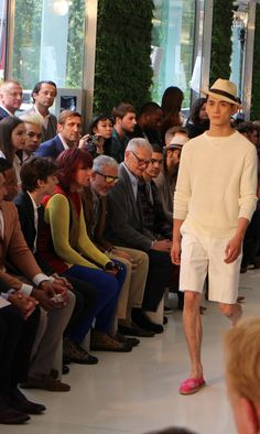 London Collections Men SS14 #RichardJames #LCM