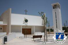 Igreja da Nossa Senhora  do Mar - Cabanas de Tavira