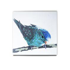 Shop artwork, metal artwork, fine art and more online and in store at nood. I Like Birds, Metal Artwork, Blue Bird, Whale, Moose Art, Fine Art, Wall Art, Canvas, Animals