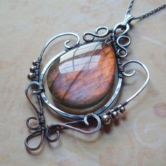 i wish people on etsy would learn to solder. it really isn't so hard... wire wrapped nonsense.