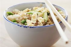 Egg fried rice recipe