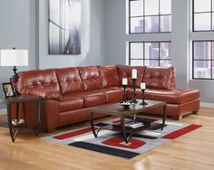 Exceptionnel 2 Piece Sectional At Kimbrellu0027s Furniture. Available In Salsa Or Chocolate.  #home