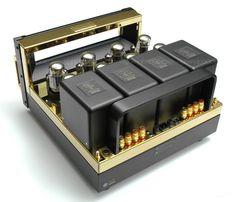 Amplificador McIntosh -back-