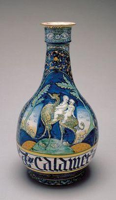 Italian Renaissance Ceramics. Marvels of Maiolica: I from the Corcoran Gallery