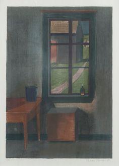 Veikko Vionoja, 1981, litografia, 54,5x38 cm, edition 70/90 - Bukowskis Market 4/2016