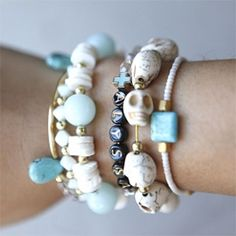 Elastic Stretch Bracelets