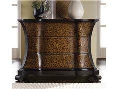Hooker Furniture Melange Diva Leopard Chest 638-85022