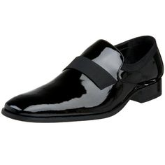 Calvin Klein Men's Guilford Slip-On -  	     	              	Price: $  130.00             	View Available Sizes & Colors (Prices May Vary)        	Buy It Now      A grossgrain accent across the vamp coordinates with the opening of this formal slip-on.Create a strong, fashionable look with this formal slip-on loafer from Calvin...
