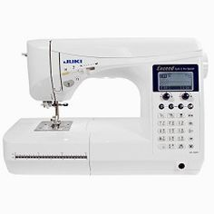 We recently wrote about the Juki HZL-F600, a computerized sewing machine with a retail price in excess of $1000USD. This is a heavy duty, solid sewing machine with over 200 stitch patterns. It is very popular for quilting. Consumer ratings are top notch but there are still a few issues.