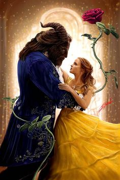 Beauty and the Beast by SSD-Art on DeviantArt : Beauty and the Beast drawing created for a very close friend Drawing is based of the new 2017 live action film Beauty and the Beast, starring Emma Watson as Belle. Beauty and the Beast is an adapta. Beauty And The Beast Drawing, Belle Beauty And The Beast, Beauty Beast, Beauty And The Beast Movie 2017, Emma Watson Beauty And The Beast, Disney Princess Pictures, Disney Pictures, Disney Live, Disney Art