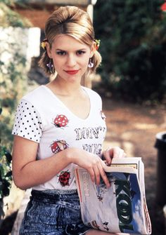 Claire Danes in the 90s