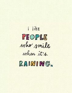 Rain <3