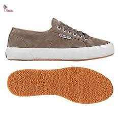 Superga 2750-SUEU BROWN LT ANTELO - Chaussures superga (*Partner-Link)