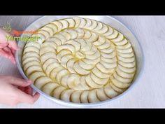 Hiç Görmediğiniz Kadar Kolay Yapımıyla Sadece 2 Bezeyle OKLAVASIZ AY BAKLAVASI-Bayram Baklavası - YouTube Baklava Cheesecake, Baklava Recipe, Homemade Beauty Products, Apple Pie, Favorite Recipes, Make It Yourself, Cooking, Desserts, Easy