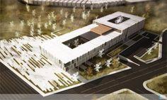 2. Ödül - Adana Çukurova İlçe Belediyesi Hizmet Binası ve Kültür Merkezi Ulusal Mimari Proje Yarışması - kolokyum.com