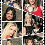 Sfilata Sensual light e Miss Nanette a Roma: Makeup and hair style by Miss Micò