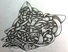 Celtic bird and beast by Tattoo-Design on DeviantArt