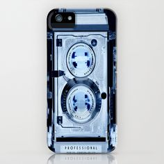 Negative C330 for iPhone5 case iPhone & iPod Case by Bruce Stanfield - $35.00