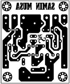 layout bawah mini amplifier 100 watt Circuit Board Design, Diy Amplifier, The 100, Mini, Layout, Dj, Printed Circuit Board, Printed Circuit Board, Electronic Circuit