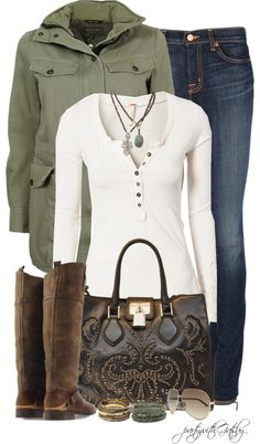 A fashion look from March 2013 featuring Free People tops, Fat Face coats and J Brand jeans. Browse and shop related looks. Casual Outfits, Cute Outfits, Fashion Outfits, Womens Fashion, Fall Winter Outfits, Autumn Winter Fashion, Moda Chic, Passion For Fashion, What To Wear