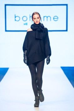 Boheme at Prague Fashion Weekend 2012. Foto Marek Costey #shoes from #calou #caloustockholm #clogs #blinka #boots