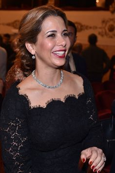 Princess Haya, Royal Princess, Prince Charles, Diana, Jordan Royal Family, Camille Gottlieb, Beautiful Females, Valentino Couture, Tatiana Santo Domingo