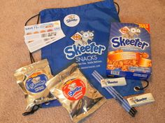 This is the place to be to WIN this really awesome Skeeter Snacks prize pack!! ... Ready, Set, PIN!!