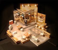 Come Back to the Five and Dime, Jimmy Dean, Jimmy Dean Set Design by Kent Homchick