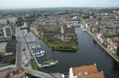Granary Island – Gdansk, Poland