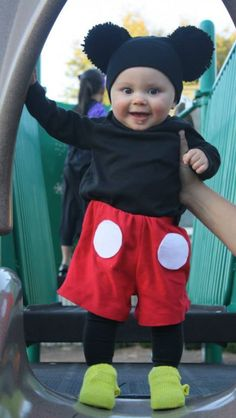 Image result for newborn mickey mouse costume diy