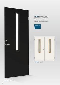 EN DØR ER IKKE BARE EN DØR Hos SWEDOOR kan du få alt inden for døre - ring 70 130 430 eller besøg vores hjemmeside for mere information.