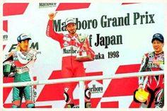 Biaggi first victory 500cc 1998