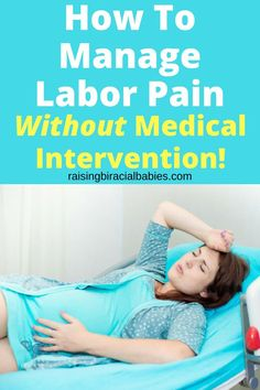 manage labor pain naturally | natural childbirth | pain relief during labor | pregnancy tips | labor and delivery tips | #pregnant #pregnancy #childbirth #laboranddelivery