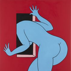 Parra, Look Out The Window Baby, 2012, Yer So Bad - Jonathan LeVine Gallery