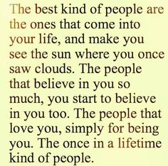 I really do have some awesome people like this in my life & I'm so grateful for each one of them!! <3