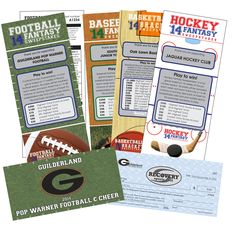 Youth Sports Fundraising - Branded sports sweepstakes ticket sales with cash prizes paid out by GoBoosterShot.com