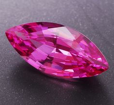 Pink eye clean Mahenge Spinel marquise weighing 1.18cts, from Tanzania