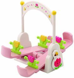 Sylvanian Families - Baby Double See-Saw - Double Balançoire à Bascule (Accessoires Uniquement) Sylvanian Families http://www.amazon.fr/dp/B006513A32/ref=cm_sw_r_pi_dp_h0Quub180E24N