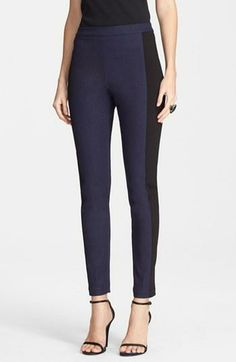 Pair these jeggings with a silk top and strappy heels and you're office ready!