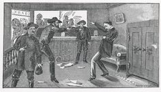 James Gang: Robbery of the Gallatin Bank by the James Gang in 1869