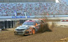 Subaru Puma Rally  Cross Team