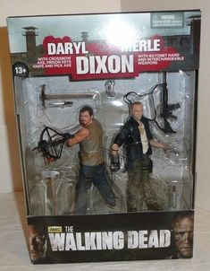 AMC/'S The Walking Dead DARYL Series 2 Chibis Mini Figure Mint Loose