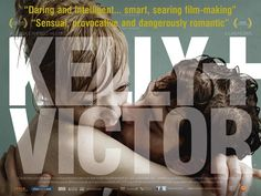 The 'Kelly + Victor' poster!