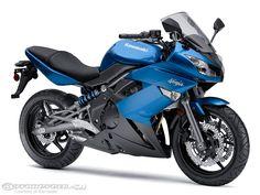 2010 Kawasaki Ninja 650R Bobber Bikes, 2013 Honda, Biker Chic, Two Brothers, Yamaha Yzf, Kawasaki Ninja, Cars And Motorcycles, Motorbikes, Racing