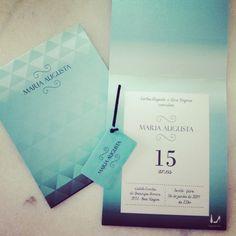 Convite 15 anos, a venda no www.giscriativo.com.br