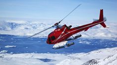 GreenlandCopter A tasiilaqi GreenlandCopter Grönland egyetlen 100%-ban magán tulajdonban lévő helikopteres sétarepüléseket kínáló társasága. Elsősorban szervezett utakat kínálnak a kelet-grönlandi régióba, de egyéni igényeket is készek kielégíteni. Sítúráikat profi túravezetőkkel együttműködve szervezik Tasiilaq és Kulusuk környékén, április közepétől május közepéig.   Helheim A 100 méter magas gleccserfal egyike Grönland legnagyobb gleccsereinek. A 200 km hosszú és közel 6 km széles… Fighter Jets, Aircraft, Aviation, Planes, Airplane, Airplanes, Plane