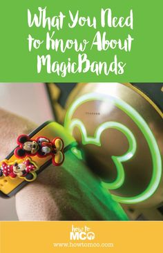 MagicBands everything you need to know for your next trip to Walt Disney World…