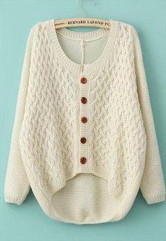 $33.00 | Cardigan sweater jacket retro twist